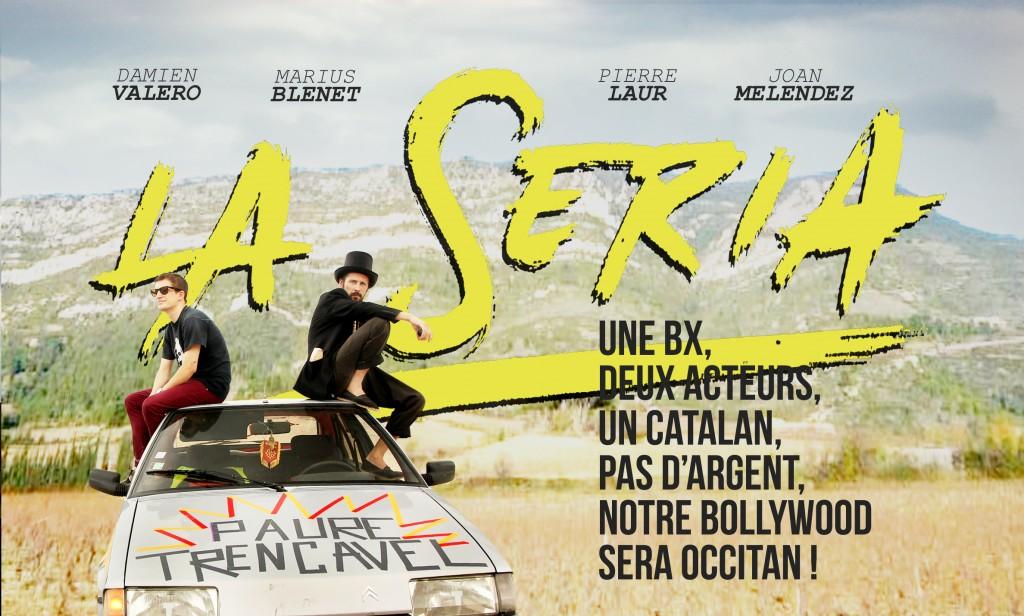You are currently viewing La Seria per Amic Bedel e Julien Campredon
