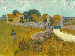 Vincent Van Gogh et Frédéric Mistral : Chemins croisés dans la Provence du XIXe