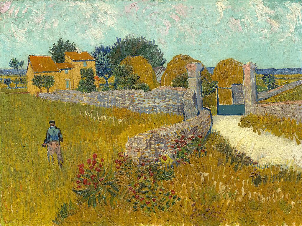 You are currently viewing Vincent Van Gogh et Frédéric Mistral : Chemins croisés dans la Provence du XIXe