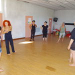 Stage danse contemp