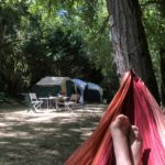 Vu camping
